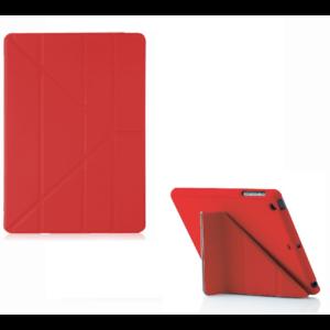 Apple iPad Pro 10.5 (2017) / iPad Air (2019), mappa tok, Origami Smart Case, piros