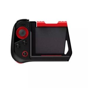 Univerzális Gamepad, Bluetooth, v4.0, max. 80 mm széles készülékig, Fortnite / PUBG, iPega Red Spider, PG-9121, fekete/piros