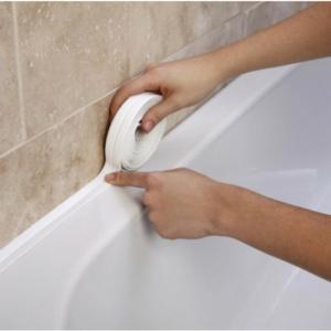 Tömítőszalag, vízzáró tömítőszalag (öntapadós, vízálló) Fehér