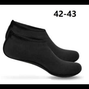 Vizicipő, úszócipő 42-43 Fekete