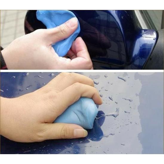 Mágikus autó tisztító gyurma