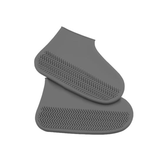 Cipővédő szilikon fekete M (35-41)