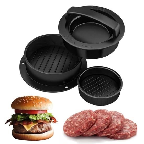 Hamburger húspogácsa készítő