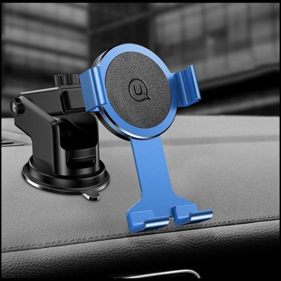 Univerzális autós telefontartó 4-6'' Kék