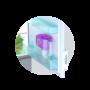 Kép 4/5 - Geyser Mini Vízszűrő kancsó