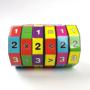 Kép 5/7 - Matematikai játék, oktatójáték, tanulást segítő henger