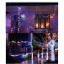 Kép 11/13 - 10 méteres napelemes kültéri RGB LED szalag