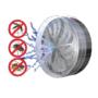 Kép 1/8 - Napelemes, hordozható szúnyog- és rovarirtó, BUZZKILL