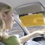 Kép 3/9 - Autós napellenző és fényszűrő, látássegítő autóba (nappali és éjszakai)