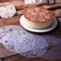 Kép 10/11 - Tortadíszítő kellék, tortadíszítő sablon (4 minta)