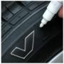 Kép 1/4 - Gumiabroncs festő filctoll – vízálló filctoll