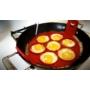 Kép 2/10 - Szilikon tojás- és palacsintasütő forma