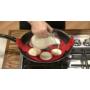 Kép 3/10 - Szilikon tojás- és palacsintasütő forma
