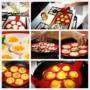 Kép 5/10 - Szilikon tojás- és palacsintasütő forma