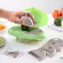 Kép 2/13 - Zöldség szeletelő, konyhai szeletelő, reszelő
