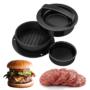 Kép 1/5 - Hamburger húspogácsa készítő