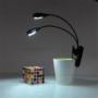 Kép 1/11 - Csiptethető DUAL LED lámpa