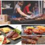 Kép 5/10 - Tapadásmentes BBQ grill háló
