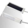 Kép 2/6 - Vízálló 12 ledes napelemes kültéri lámpa
