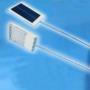 Kép 5/6 - Vízálló 12 ledes napelemes kültéri lámpa