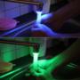 Kép 2/5 - LED-es csapvég hőmérséklet szenzoros ELEM NÉLKÜLI