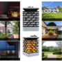 Kép 6/11 - 75 LED-es tűzhatású felakasztható napelemes kerti lámpa