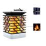Kép 7/11 - 75 LED-es tűzhatású felakasztható napelemes kerti lámpa