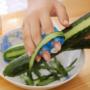 Kép 1/5 - Zöldség és gyümölcs hámozó