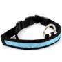Kép 3/3 - LED kutya nyakörv világító kutyanyakörv Kék S