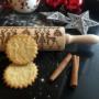 Kép 3/5 - Karácsonyi mintás sodrófa Merry Christmas (Boldog Karácsonyt)